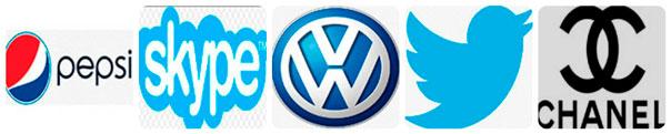 collage логотипов