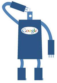 робот-гугл