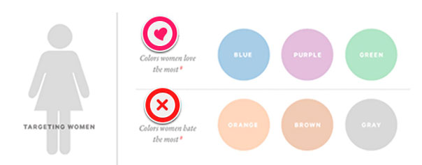 цвета-для-женщин