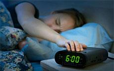 коврик-будильник