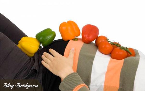 Вегетарианство-при-беременности