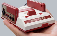 Игровая приставка Famicom Mini
