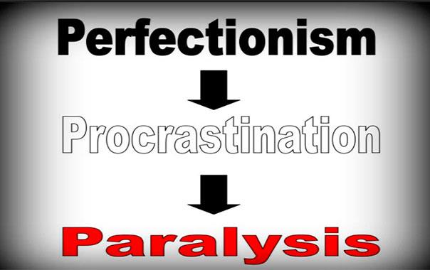 перфекционизм и прокрастинация